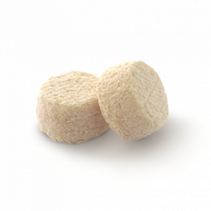 AOP Crottin de chavignol (goat milk) - 2 x 60g - a nutty and goaty great classic