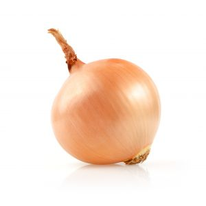 Organic yellow onion - 1kg