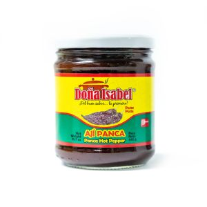 Aji panca / Panca pepper paste - 445 gr - hot pepper paste