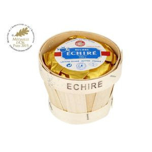 Unsalted Echire butter - The most famous AOP butter - 250g
