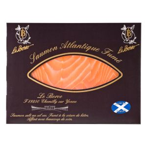 Scottish smoked salmon - 200g - new TOP supplier
