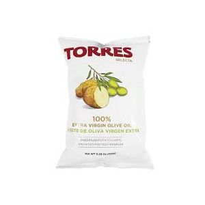 Gourmet potato crisps with extra virgin olive oil - 150g