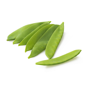 Organic flat green beans - 1kg