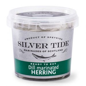 Chilled herring in dill - 380g