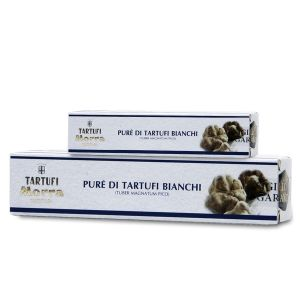 "White truffle paste/puree in tube ""pure di tartufi bianchi""- 40g"