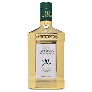 Laudemio extra virgin olive oil in Gold bottle - 500ml