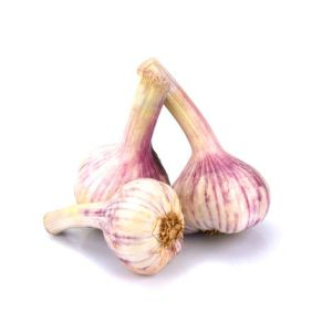 Fresh purple garlic - 500g