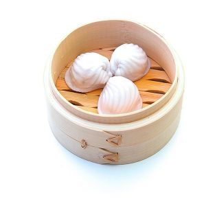 Prawn Har Gau with bamboo Shoot 18g - 30 pc/packet (halal) (frozen)