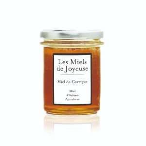 """Raw """"garrigue"""" honey from Ardeche region - 250g - creamy honey with dominant thyme notes, very fragrant antiseptic virtues"""