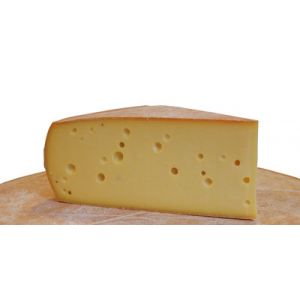 Gruyere cheese of Jura (raw cow milk) - 200g