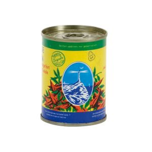 Harissa paste from Le phare du Cap Bon - 135g - hot red sauce made of chili peppers, perfect to season couscous or tagine