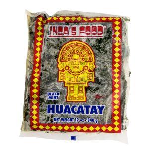 Huacatay / Huacatay black mint - 340 g (frozen)