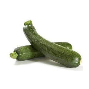Organic green zucchini - 1kg