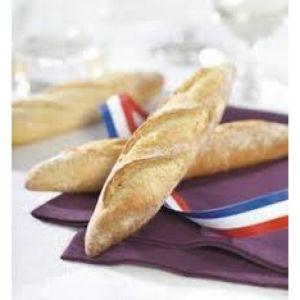 Pre-baked mini-baguettes Lenotre - 12 x 45g (frozen) - generic packing