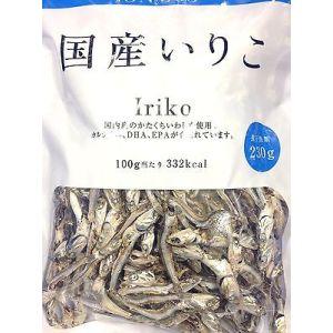 Dried small sardines / iriko taberu kozakana - 45g