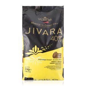 Varlhona milk chocolate Jivara 40% - 3kg