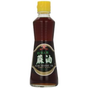 Pure sesame oil by Kadoya - 163ml