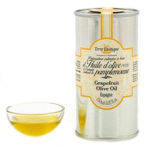 Grapefruit perfumed olive oil - 150ml