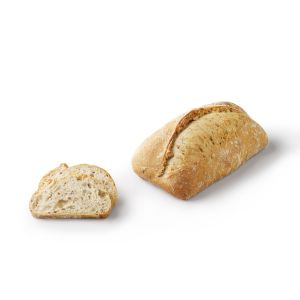 Pre-baked multigrain loaf bread by MOF Frederic Lalos - 280g (frozen) - follow our cooking tip