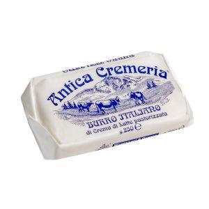 Artisan unsalted butter - 250g - delicate Italian butter