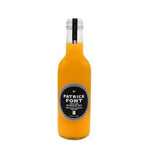 Mango nectar in glass bottle - 250ml
