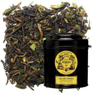 Earl Grey Imperial, darjeeling bergamot brisk tea - 100g