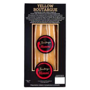 WILD Yellow boutargue / bottarga - 100g