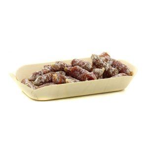 Mini-crocq mini artisanal salami - 100g - from porks born & bred in Normandie