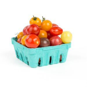 Organic mixed heirloom cherry tomato - 400g