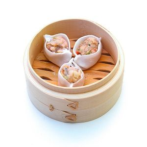 Mixed seafood dumpling 20g - 24pc/packet (frozen)