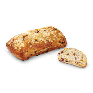 Pre-baked muesli bread by MOF Frederic Lalos - 280g (frozen) / follow our cooking tip