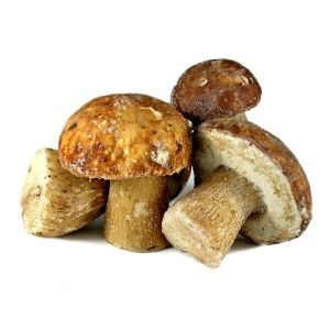 Frozen whole and large porcini mushrooms / cepes entiers n1 - 1kg