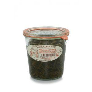 Natural samphire - 200g - 100% natural, no preservative