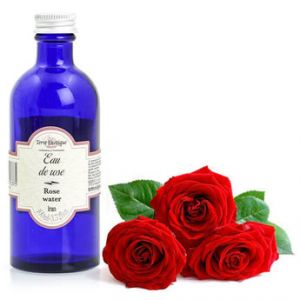 Organic rose water from Grasse (France) - 100ml