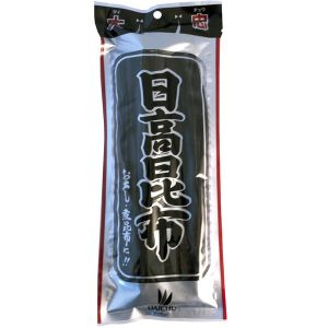 Dried daichu hidaka kombu kelp - 50g - ideal to make your own dashi