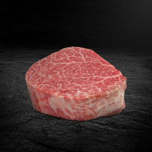 Fullblood wagyu beef tenderloin steak marble score 9+ - 2x200g (chilled) (halal) - 3 days shelf-life - 100% hormone & antibiotic-free