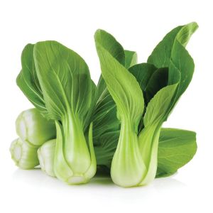 Organic green heirloom pak choi - 500g - limited quantity
