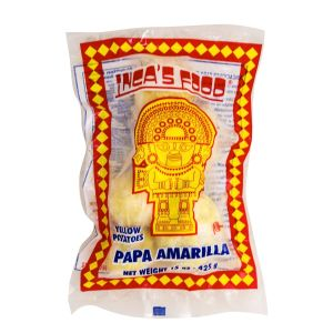 Papa amarilla / yellow potato - 425g (frozen)