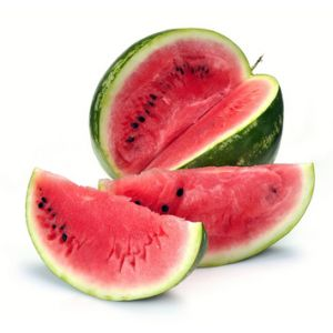 Premium seedless watermelon - 70 aed / kilo, weight 7-9kg per piece