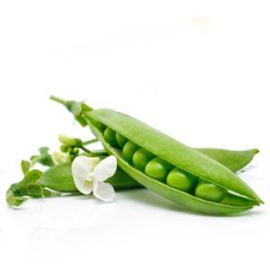 Fresh green peas cal 24+ - 500g