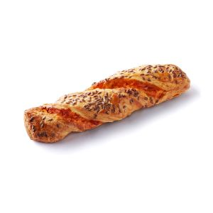 Pre-baked pizza twist 6 x 90g - (frozen) - follow our cooking tip