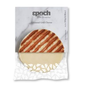 Artisanal plain Greek cheese for grilling / for Saganaki - 130g - TOP SUPPLIER - follow our cooking tip