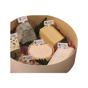 "Selection of 5 seasonal French farm cheese ""ultimate"" / cheese platter - 2kg"