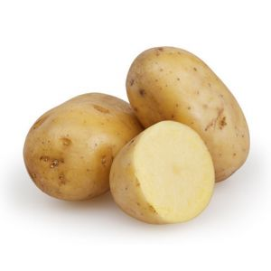 Bintje/cesar potatoes +60 - 1kg ideal for french fries