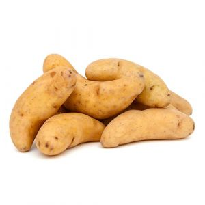 Ratte potato +20mm - 1kg ideal for steaming, pan-frying, gratin