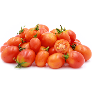 Organic mini plum cherry tomato - 400g