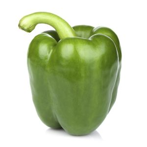 Organic Green Pepper - 500g