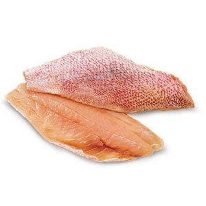 Red snapper fillets about 10 x 100/300g - 1kg (frozen)