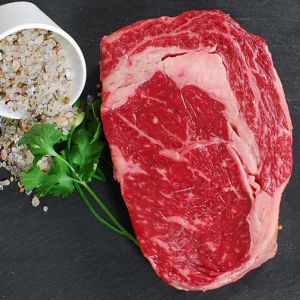 Wagyu beef ribeye / cuberoll grade AA4-5 - 320 aed/kg - 3kg (chilled) (halal)