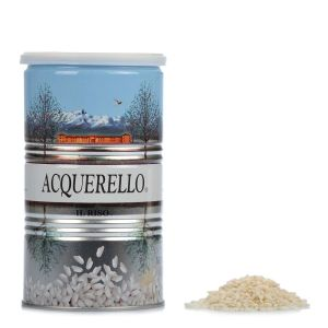 Acquerello (carnaroli rice) unhusked rough rice aged for at least 1 year, gently whitened - 1kg